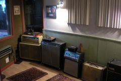 Pie Booth with Amps