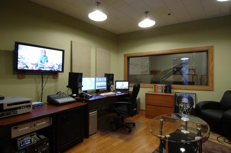 Video Editing Suites-<em>Tanner Monagle</em>